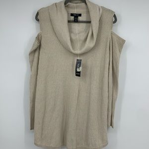 Style & Co Womens XL Sweater Pullover Cowl Neck